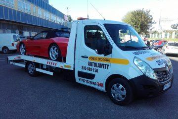 Renault Master Autolaweta