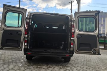 Renault Trafic Grand Passenger / Opel Vivaro Extra Long