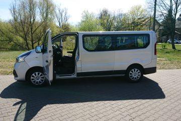 Renault Trafic Grand Passenger / Opel Vivaro Extra Long L2H1